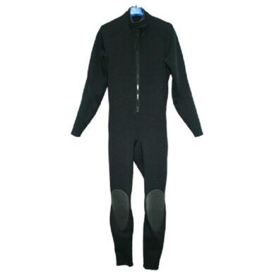 wet suit front